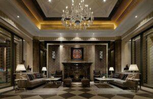 phòng khách tân cổ điển đẹp nhất (1)