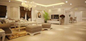 phòng khách tân cổ điển đẹp nhất (3)