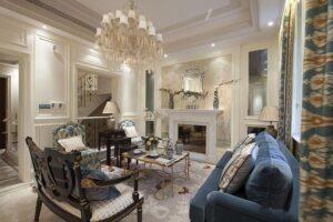phòng khách tân cổ điển đẹp nhất (5)