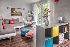 thiết kế nhà theo không gian mở độc đáo (1)