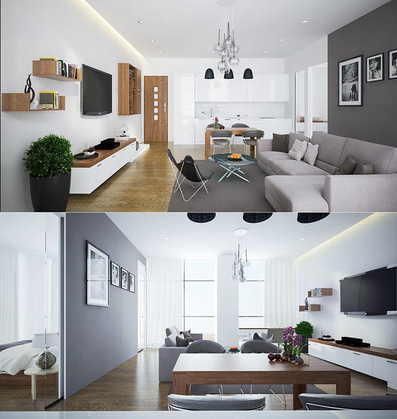 thiết kế nhà theo không gian mở độc đáo (5)
