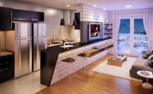 thiết kế nhà theo không gian mở độc đáo (7)