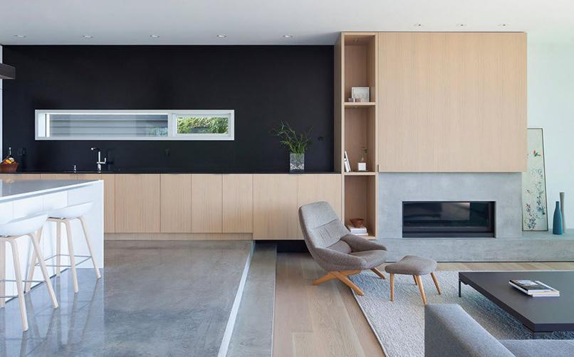 thiết kế phòng bếp và khách (10)
