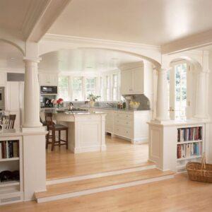 thiết kế phòng bếp và khách (5)