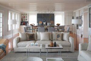 thiết kế phòng khách kết hợp với nhà bếp (6)