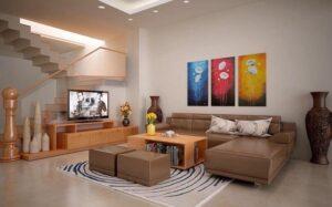 cách bố trí bàn ghế trong phòng khách (24)