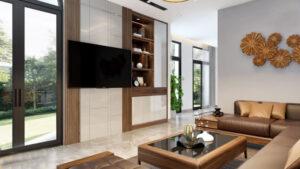 cách bố trí bàn ghế trong phòng khách (8)