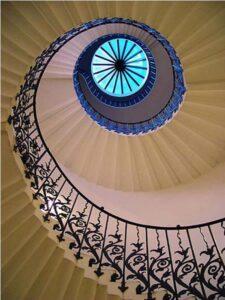cầu thang nhà phố, biệt thự đẹp (1)