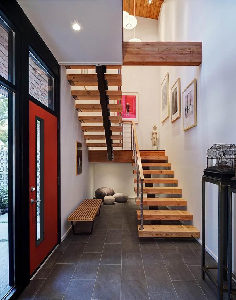 cầu thang nhà phố, biệt thự đẹp (13)