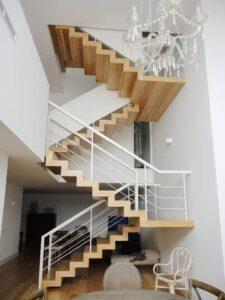 cầu thang nhà phố, biệt thự đẹp (9)
