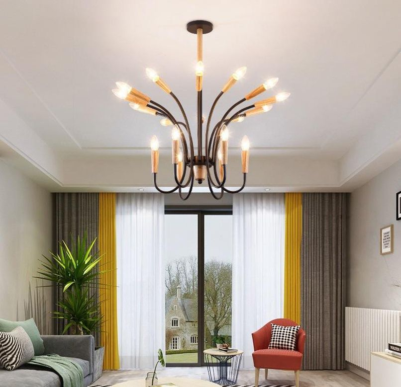 đèn trang trí phòng khách đẹp (7)