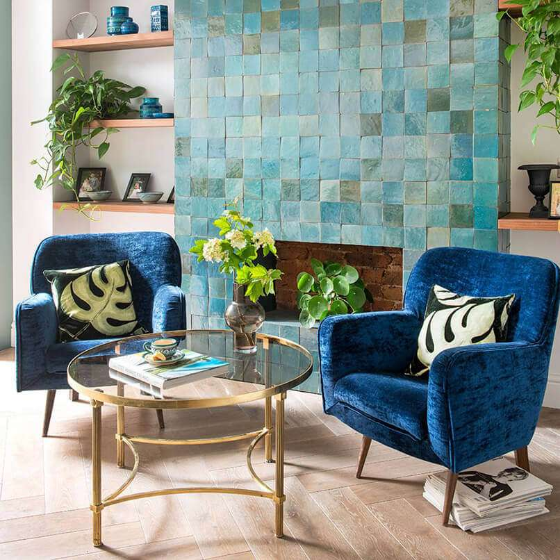 gạch ốp tường cho phòng khách (2)