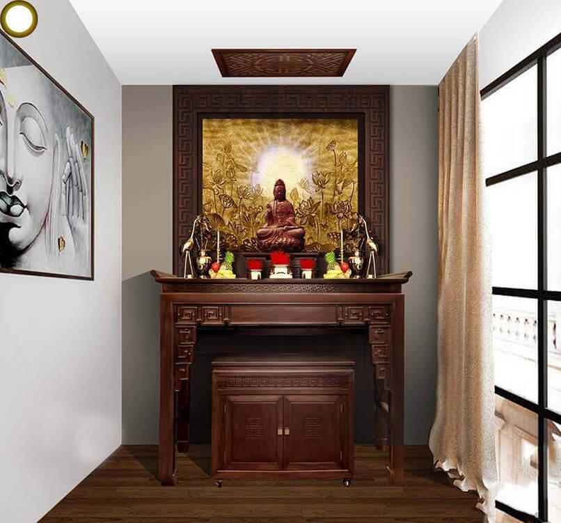 kiêng kỵ khi đặt bàn thờ (4)