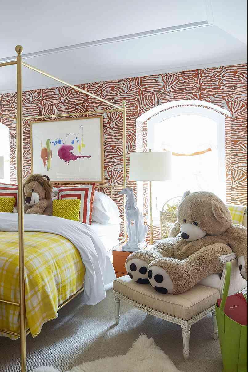 phòng ngủ cho cô gái (8)