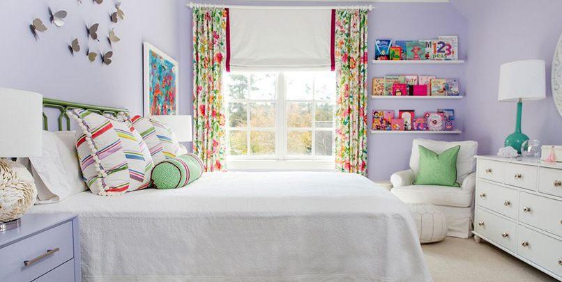 phòng ngủ cho cô gái nhỏ (2)