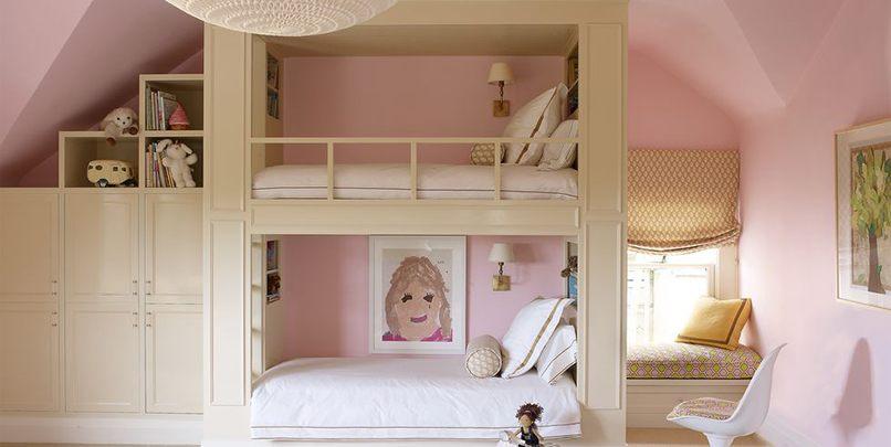 phòng ngủ cho cô gái nhỏ (3)