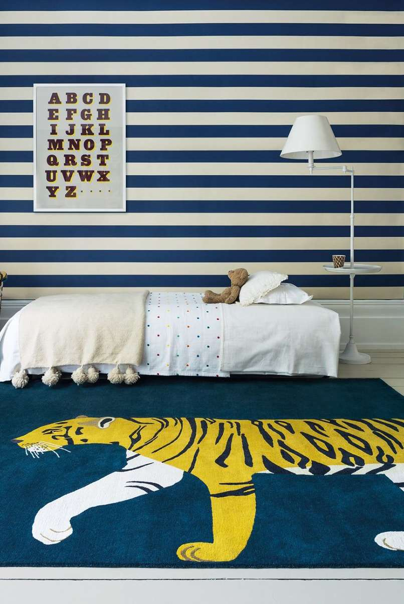 phòng ngủ cho con trai (11)