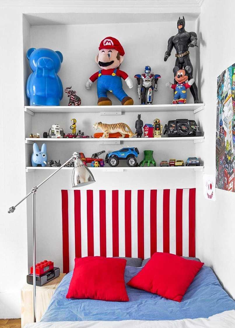 phòng ngủ cho con trai (3)