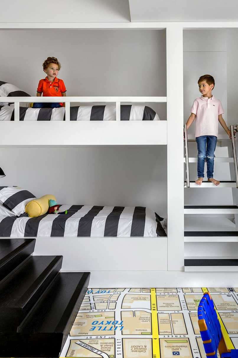 phòng ngủ cho con trai (4)
