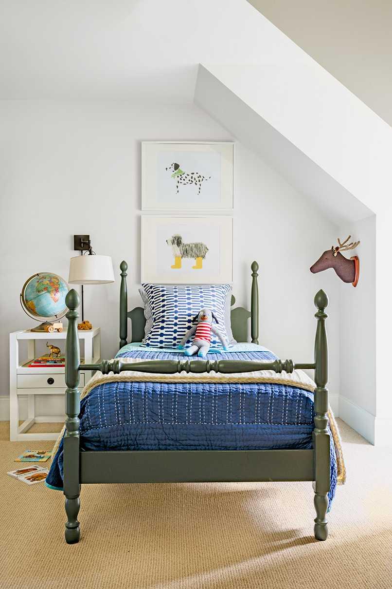 phòng ngủ cho con trai (7)