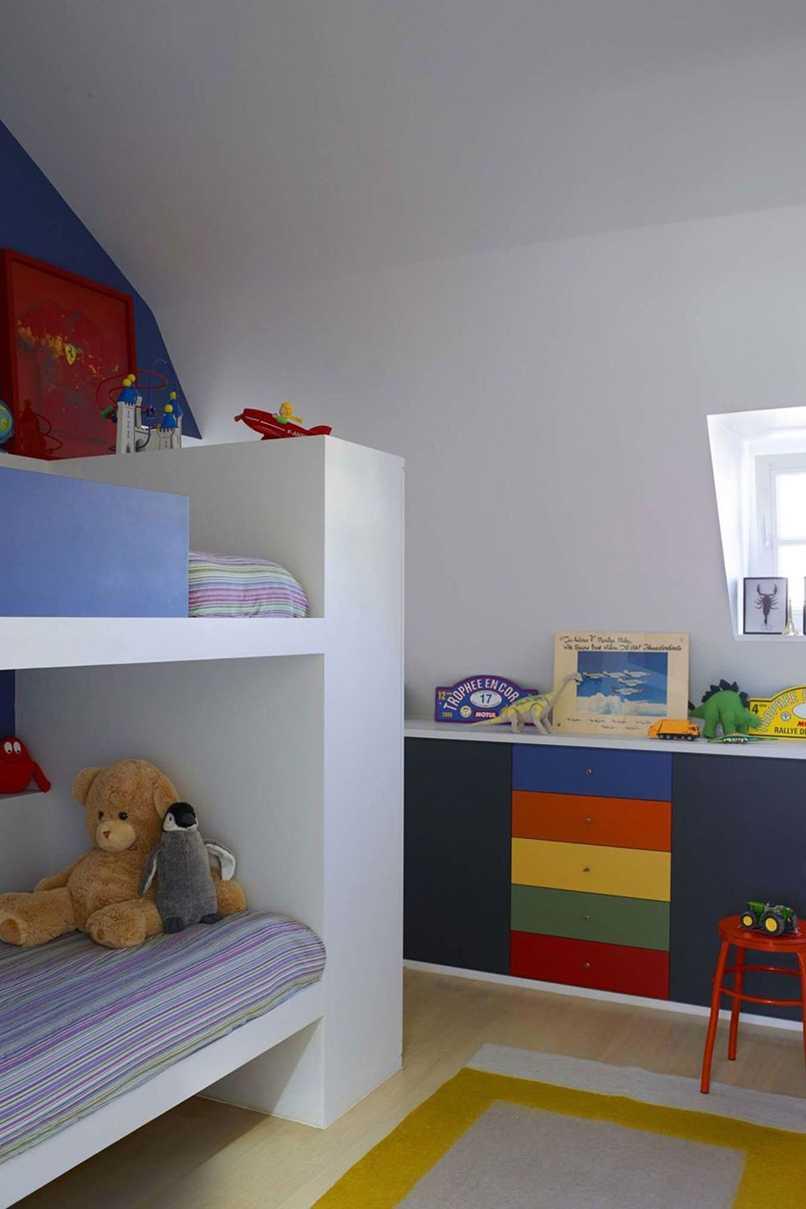 phòng ngủ cho con trai (9)