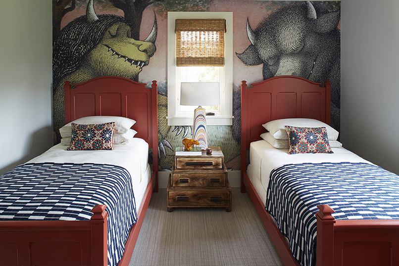 phòng ngủ của bé trai (1)