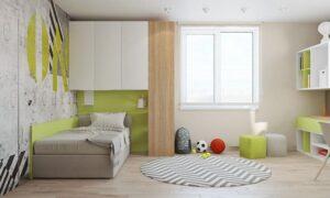 phòng ngủ dành cho trẻ em (5)
