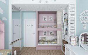 phòng ngủ dành cho trẻ em (6)
