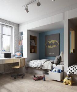 phòng ngủ dành cho trẻ em (7)