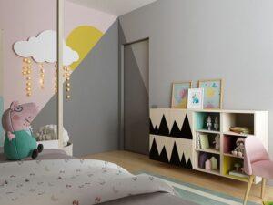 phòng ngủ dành cho trẻ em đẹp (1)
