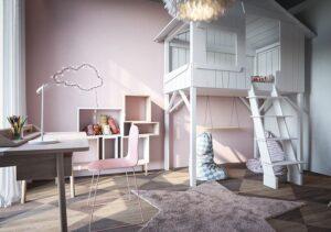 phòng ngủ dành cho trẻ em đẹp (13)
