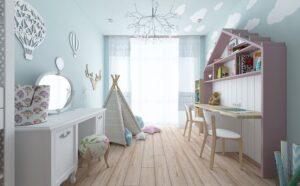 phòng ngủ dành cho trẻ em đẹp (5)