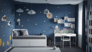phòng ngủ dành cho trẻ em đẹp (6)