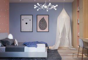 phòng ngủ dành cho trẻ em đẹp nhất (1)