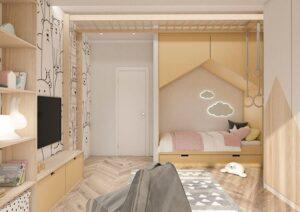 phòng ngủ dành cho trẻ em đẹp nhất (2)