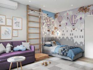 phòng ngủ dành cho trẻ em đẹp nhất (5)