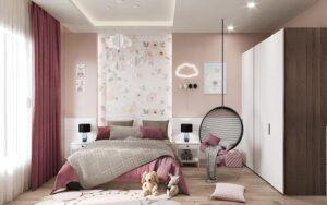 phòng ngủ đẹp nhất cho trẻ em (13)
