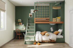 phòng ngủ đẹp nhất dành cho trẻ con (10)
