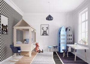 phòng ngủ đẹp nhất dành cho trẻ con (15)