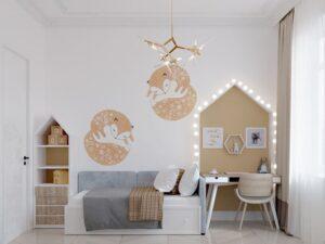 phòng ngủ đẹp nhất dành cho trẻ con (16)