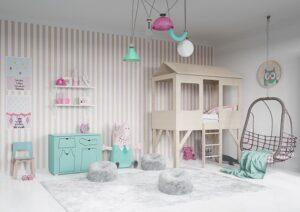 phòng ngủ đẹp nhất dành cho trẻ con (4)
