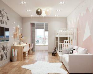 phòng ngủ đẹp nhất dành cho trẻ con (9)