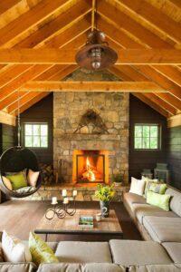 thiết kế trần gỗ đẹp (8)