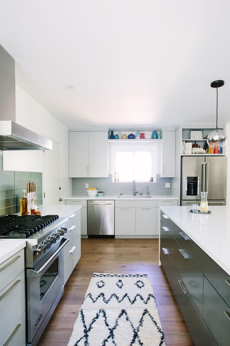 thiết kế tủ bếp trắng (3)