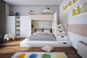 các mẫu giường tầng đẹp nhất (14)