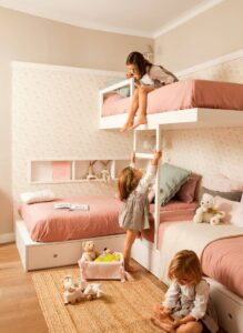 các mẫu giường tầng đẹp nhất (4)