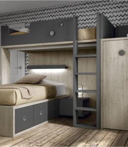 các mẫu giường tầng đẹp nhất (8)