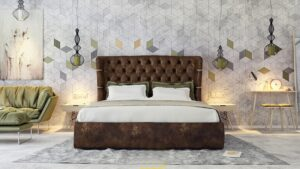 có nên ốp gạch tường phòng ngủ (1)