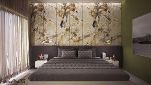 có nên ốp gạch tường phòng ngủ (10)