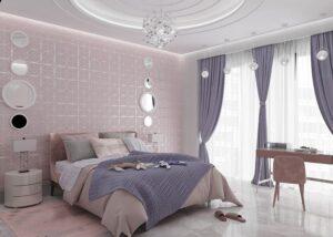 có nên ốp gạch tường phòng ngủ (12)